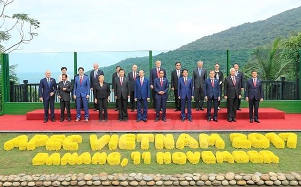 Exito de la Semana de alto nivel del APEC elevara imagen de Vietnam, comenta especialista rusa hinh anh 1