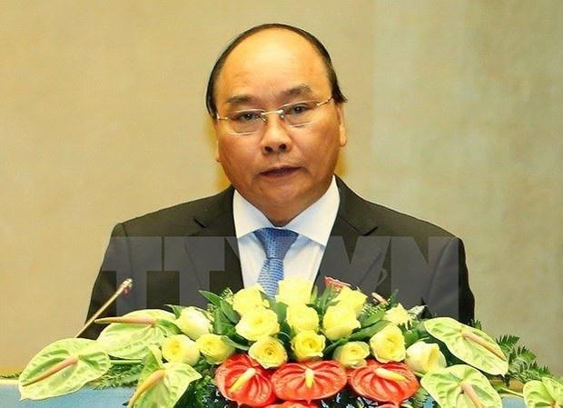 Premier vietnamita participara en Cumbre ASEAN-31 en Filipinas hinh anh 1
