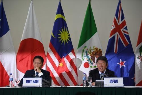 Cambian nombre del TPP al Tratado Integral y Progresista de Asociacion Transpacifico hinh anh 1