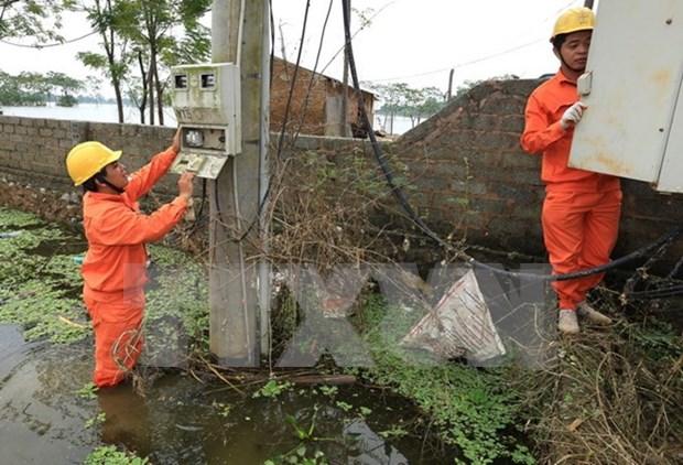 China asiste a Vietnam en recuperacion de secuelas de tifon Damrey hinh anh 1
