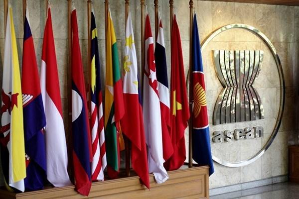 Celebran en Filipinas conferencias ministeriales en preparacion para Cumbre de ASEAN 31 hinh anh 1