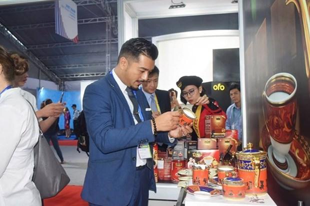 Minh Long, orgullo del arte ceramico de Vietnam, presente en Semana de alto nivel del APEC hinh anh 12