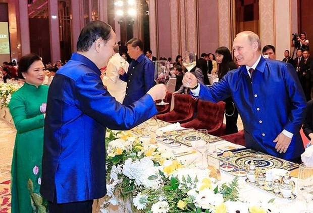 Minh Long, orgullo del arte ceramico de Vietnam, presente en Semana de alto nivel del APEC hinh anh 15
