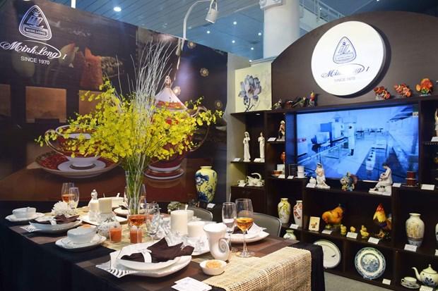 Minh Long, orgullo del arte ceramico de Vietnam, presente en Semana de alto nivel del APEC hinh anh 5