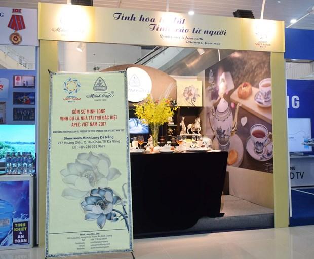 Minh Long, orgullo del arte ceramico de Vietnam, presente en Semana de alto nivel del APEC hinh anh 6