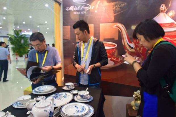 Minh Long, orgullo del arte ceramico de Vietnam, presente en Semana de alto nivel del APEC hinh anh 10
