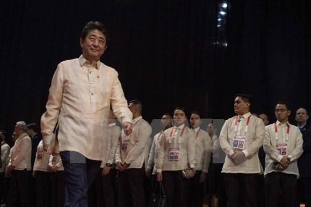 Japon, Indonesia y Malasia debaten asuntos regionales hinh anh 1
