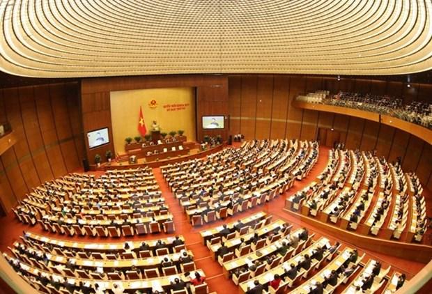 Parlamento vietnamita aprueba planificacion de presupuesto estatal para 2018 hinh anh 1