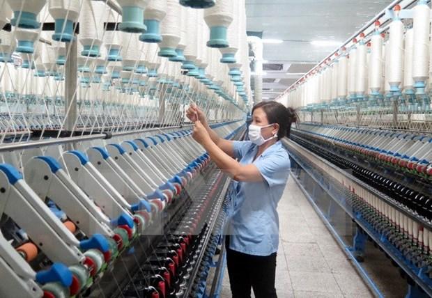 Sector de confecciones textiles de Vietnam por superar barreras para conquistar nuevos mercados hinh anh 1