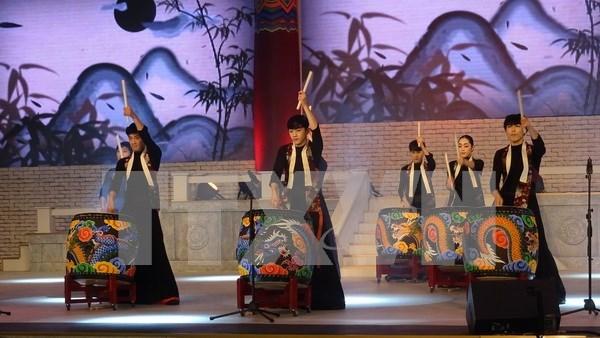 Celebran Festival Cultural Ciudad Ho Chi Minh- Gyeongju hinh anh 1