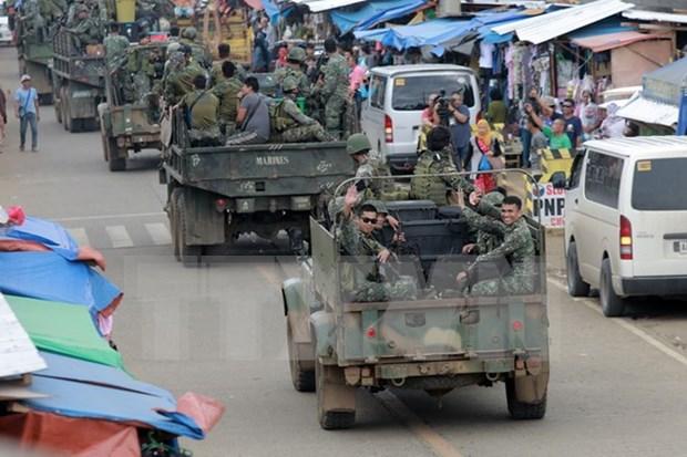 Indonesia, Malasia y Filipinas robustecen cooperacion en lucha contra extremismo hinh anh 1