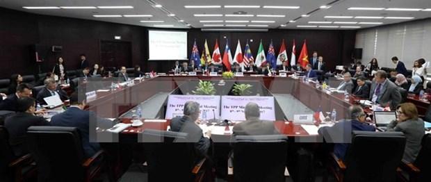 Reafirman esfuerzos por finalizar en 2018 negociaciones de RCEP hinh anh 1