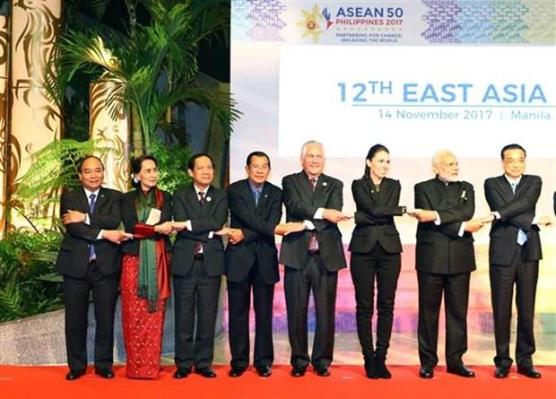 Vietnam subraya necesidad de aumentar dialogos y cooperacion practica en Asia Oriental hinh anh 1