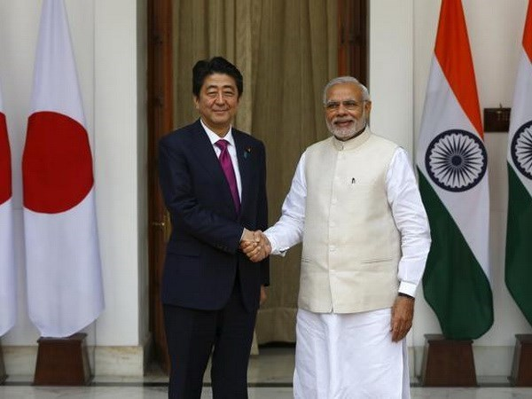 Japon e India se comprometen a cooperar por una zona Indo- Pacifico libre y abierta hinh anh 1