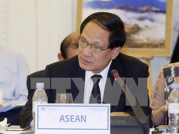 ASEAN y China disfrutan de asociacion estrategica integral en todos tres pilares hinh anh 1