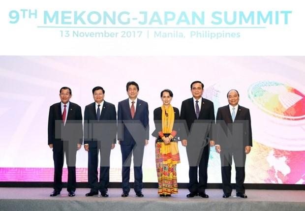 Premier vietnamita participa en cumbres de ASEAN y sus contrapartes hinh anh 1