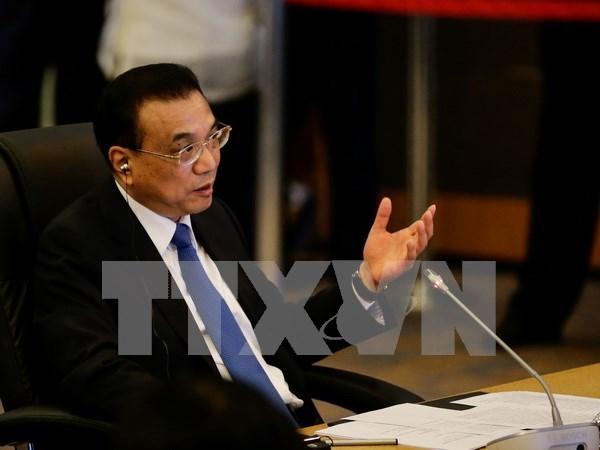 Malasia valora positivamente discurso de dirigente chino sobre el Mar del Este hinh anh 1