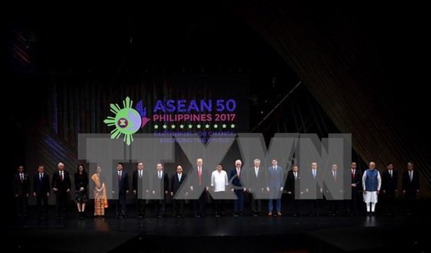 Estados Unidos desea impulsar cooperacion con ASEAN hinh anh 1