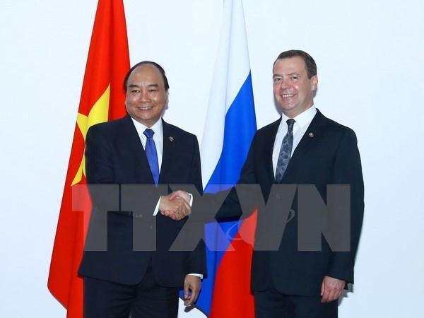 Vietnam robustece cooperacion con Rusia y Filipinas hinh anh 1