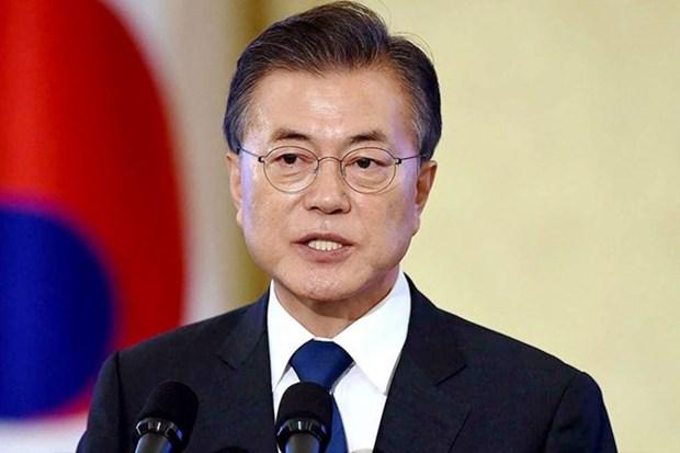 Filipinas y Sudcorea acuerdan fortalecer las relaciones bilaterales hinh anh 1