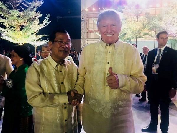 Camboya pide a Estados Unidos que convierta la deuda en ayuda al desarrollo hinh anh 1