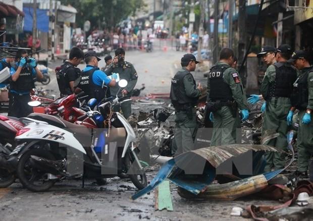 Tailandia refuerza redadas para detectar a militantes de EI hinh anh 1
