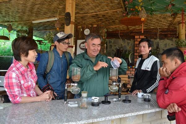 Celebraran por primera vez el Dia de Cafe vietnamita hinh anh 1