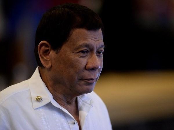 Duterte destaca a ASEAN + 3 como base solida para establecer Comunidad Economica de Asia Oriental hinh anh 1