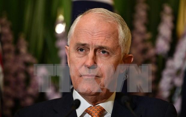 Australia apoya un COC vinculante juridicamente, afirma premier hinh anh 1
