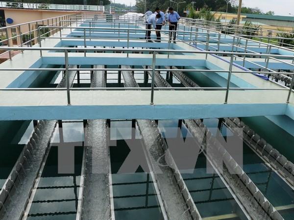 Inicia construccion de importante tuberia de agua potable en Ciudad Ho Chi Minh hinh anh 1