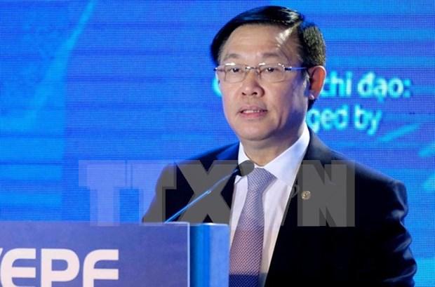 Vietnam concede importancia a reunion Davos del FEM, afirma vicepremier hinh anh 1