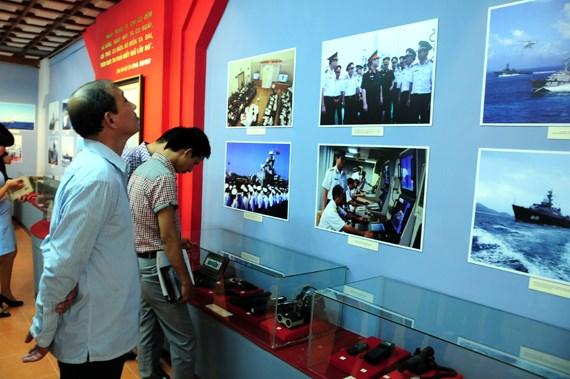 Vietnam impulsa divulgacion de documentos sobre soberania maritima hinh anh 1
