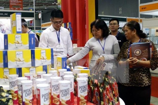 Feria Comercial Internacional Vietnam- China atrae gran participacion de publico y empresas hinh anh 1