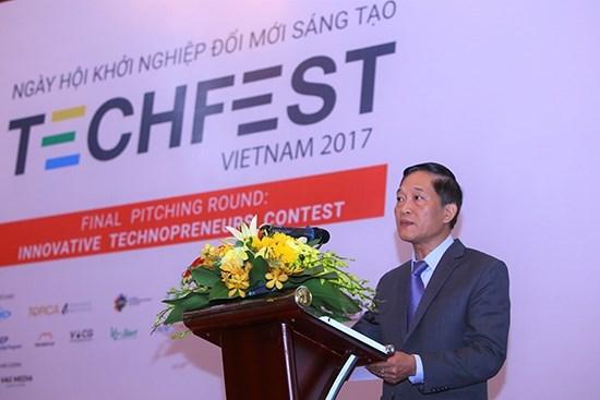 Techfest 2017: Invertiran millones de dolares en empresas emprendedoras vietnamitas hinh anh 1