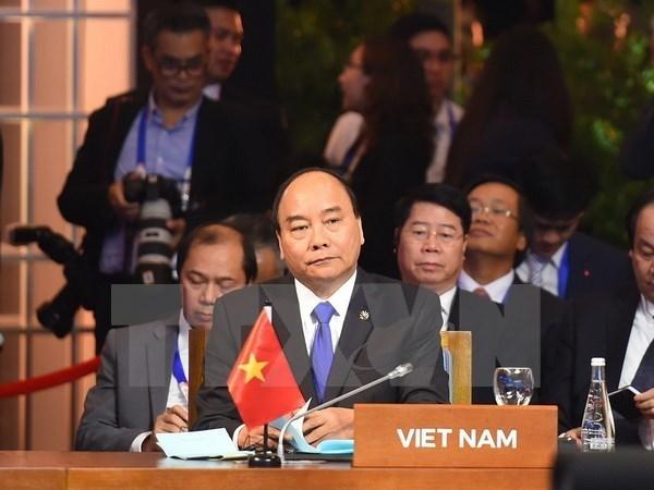 Con participacion activa en Cumbre de ASEAN, Vietnam demuestra su capacidad de integracion hinh anh 1