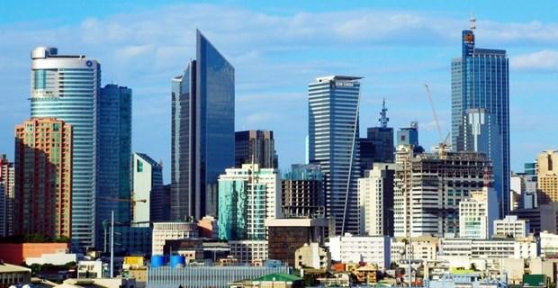 Economia filipina crecio 6,9 por ciento en el tercer trimestre de 2017 hinh anh 1