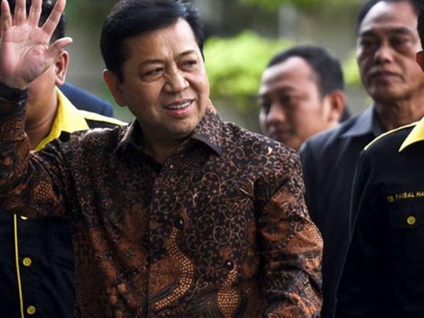 Presidente de Camara Baja de Indonesia esta bajo investigacion por corrupcion hinh anh 1