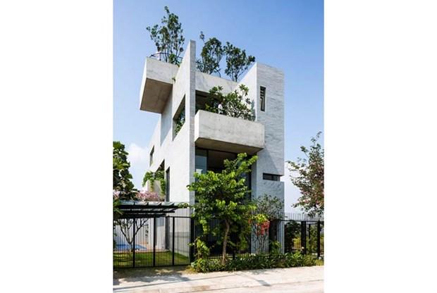 Reconocen a obras vietnamitas en Festival Mundial de Arquitectura hinh anh 1