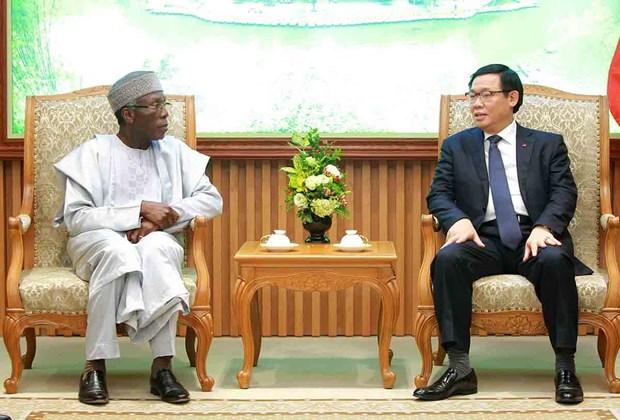 Vietnam y Nigeria por impulsar lazos en agricultura hinh anh 1