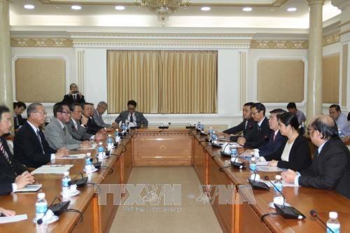 Ciudad Ho Chi Minh y Hokkaido busca ampliar relaciones multifaceticas hinh anh 1