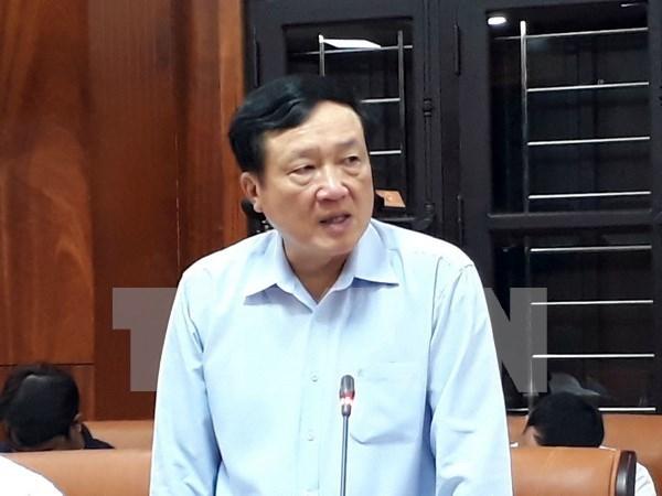 Asamblea Nacional de Vietnam debate sobre tareas del sistema de tribunales hinh anh 1