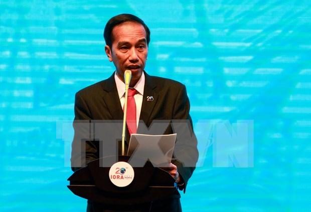Presidente de Indonesia visitara Malasia hinh anh 1