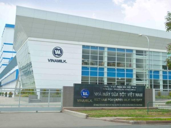 Vinamilk proyecta ingresos de mas de dos mil millones de dolares en 2017 hinh anh 1