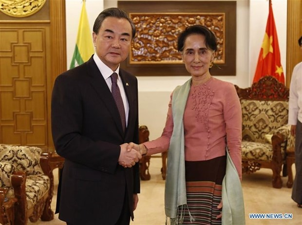 China propone corredor economico con Myanmar hinh anh 1