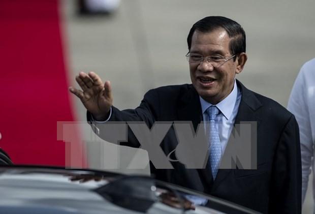 Comite Electoral de Camboya acelera reparticion de escanos de CNRP hinh anh 1