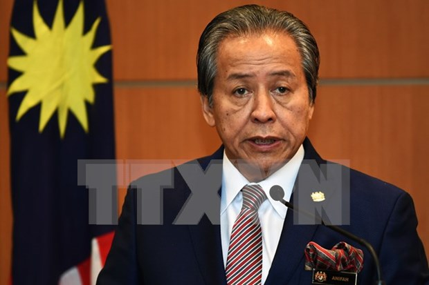 Malasia impulsa debate China- Estados Unidos sobre el Mar del Este hinh anh 1