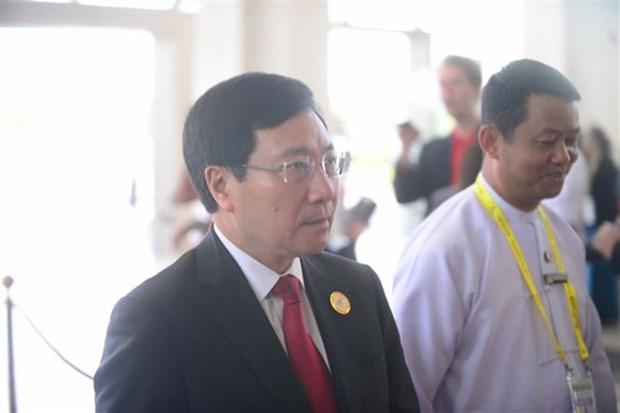 Vietnam insta a construir vision para ASEM responsable hinh anh 1