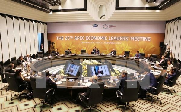 Prensa internacional destaca el rol de Vietnam como anfitrion APEC 2017 hinh anh 1