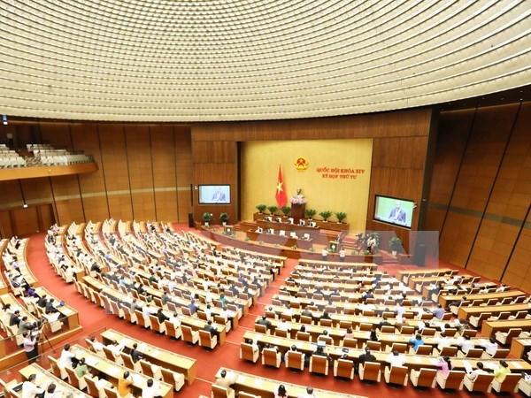 Diario singapurense destaca proceso de Renovacion de Vietnam hinh anh 1