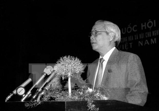 Conmemoran en Vinh Long natalicio 95 del expremier Vo Van Kiet hinh anh 1